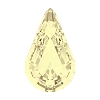 Swarovski 4328 Xilion Pear Fancy Stone 10x6mm Jonquil (144 Pieces)